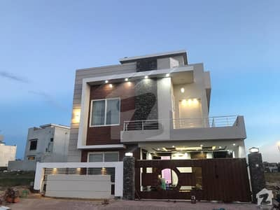 10 Marla House For Sale Sector F1 Bahria Phase 8 Rawalpindi