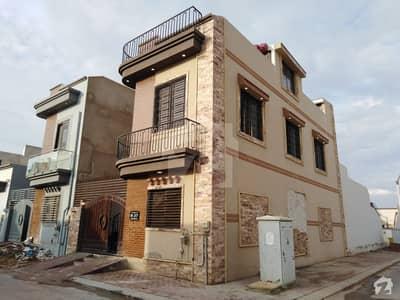 صائمہ عریبین ولاز گداپ ٹاؤن کراچی میں 3 کمروں کا 5 مرلہ مکان 1.4 کروڑ میں برائے فروخت۔