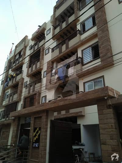 3 Bed Drawing Dining Brand New Flat For Sale Numaish Chowrangi