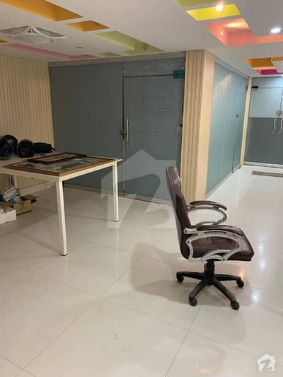 Beautiful F 10 Markaz Rented Office For Sale
