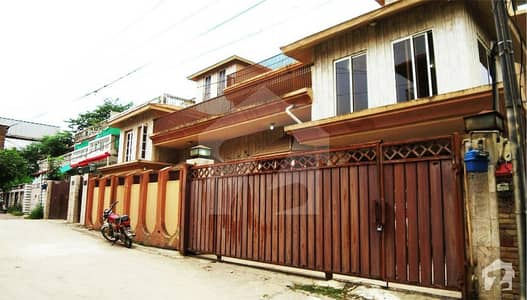 Luxurious 20-Marla Home In Central Location Of Kamran Market Saddar Rawalpindi