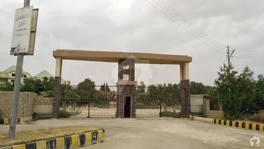200 Sq. Yard Residential Plot Is Available For Sale In Ahsan Town, Scheme-33