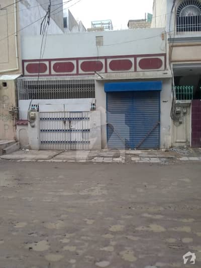 120 Yards House Independent Ground Floor For Sale