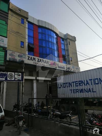 لہتاراڑ روڈ اسلام آباد میں 11 کمروں کا 1.15 کنال عمارت 9.5 کروڑ میں برائے فروخت۔