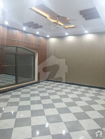 8 MARLA 2 BEDROOMS GROUND PORTION AVAILABLE FOR RENT IN GULRAIZ PHASE 2