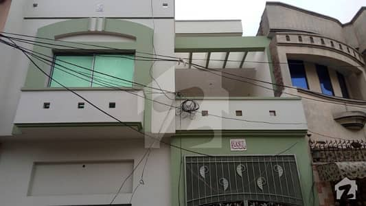 5 Marla Double Storey House For Sale In Main In Madina Colony