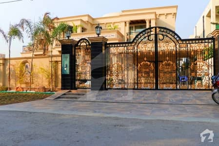 2 Kanal Fully Furnished Classical Spanish House Like Palace Near Mcdonald Sheeba Park For Sale