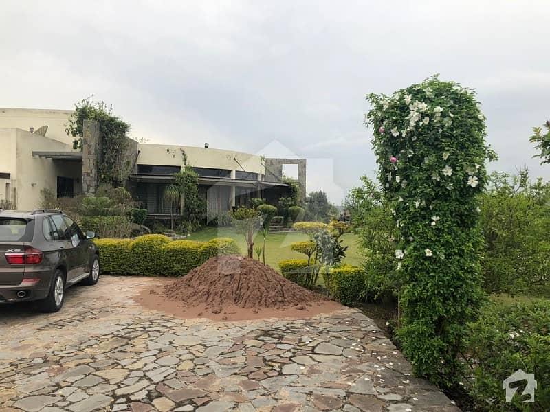 ناول فارمز ہاؤسنگ سکیم اسلام آباد میں 3 کمروں کا 20 کنال فارم ہاؤس 15 کروڑ میں برائے فروخت۔