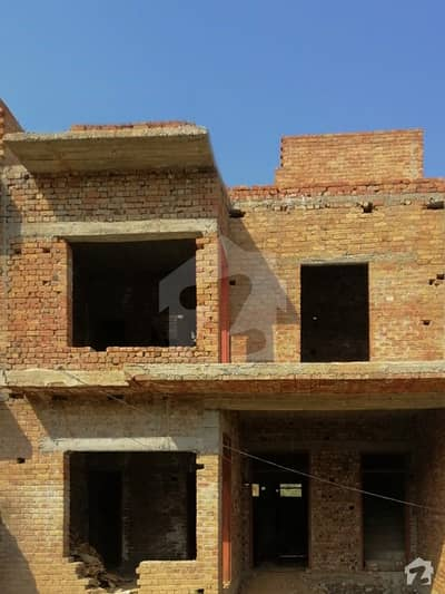 5 Marla House For Sale 2 Years Installment Plan
