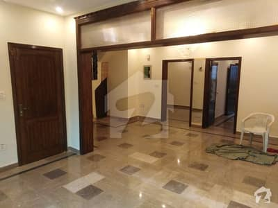5 Marla Best Condition House For Rent In BB Block Bahria Town Lahore