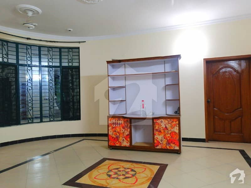 1 Kanal Brand New Upper Portion For Rent In PIA Housing Society At Very Ideal Location Very Close To Main Road