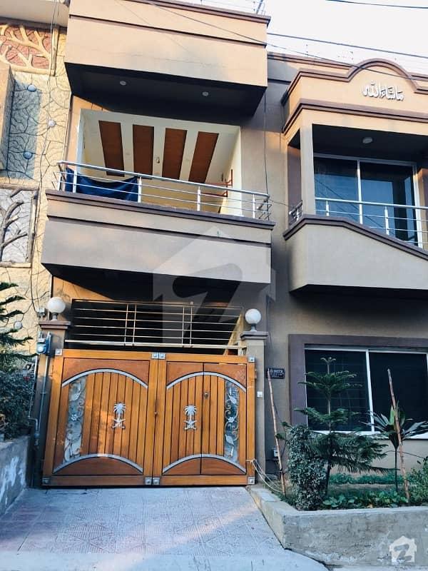 گلریز ہاؤسنگ سکیم راولپنڈی میں 4 کمروں کا 4 مرلہ مکان 99 لاکھ میں برائے فروخت۔