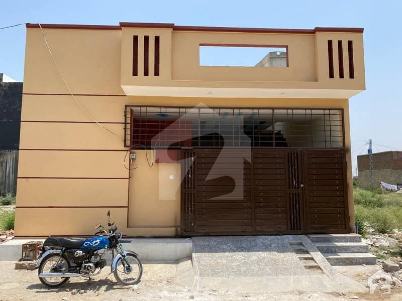 5 Marla House For Sale At  New Allama Iqbal Colony Near Mohra Gulafshan Colony Chakri Road