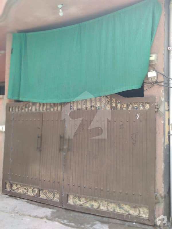 5 Marla Double Storey Home In Afshan Colony