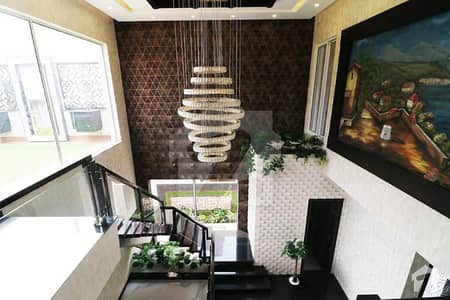 1 Kanal Brand new Luxury House Double higet loby For Sale In DHA Lahore