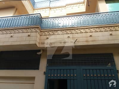 ارباب سبز علی خان ٹاؤن ورسک روڈ پشاور میں 5 کمروں کا 5 مرلہ مکان 1.2 کروڑ میں برائے فروخت۔