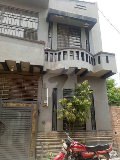 4 Marla Best Location Double Story House For Urgent Sale