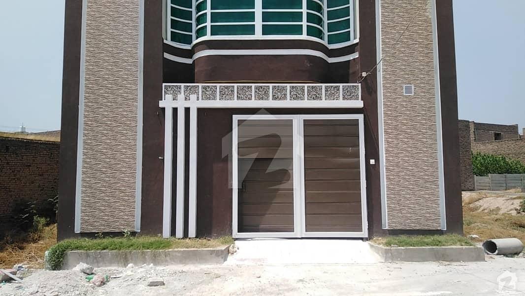 رِنگ روڈ پشاور میں 7 کمروں کا 6 مرلہ مکان 1.8 کروڑ میں برائے فروخت۔