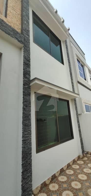 10 Marla Double Storey Brand New House For Sale In Wapda City K Block Faisalabad