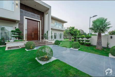 Leads Mazher Munir Design Fully Furnished Luxury Bungalow With Pool For Sale In D H A Phase 1