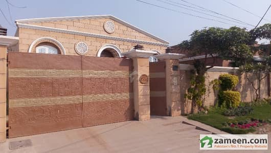 1 Kanal House For Sale  Lake View Homes Multan Cantt
