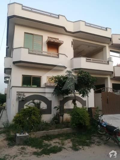 Triple Storey Semi Corner House For Sale In G151 Islamabad