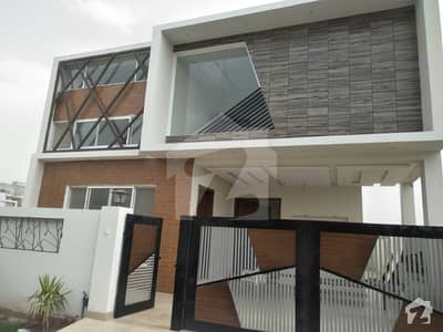 10 Marla Double Storey Brand New luxurious House for Sale in outstanding location of Royal Orchard