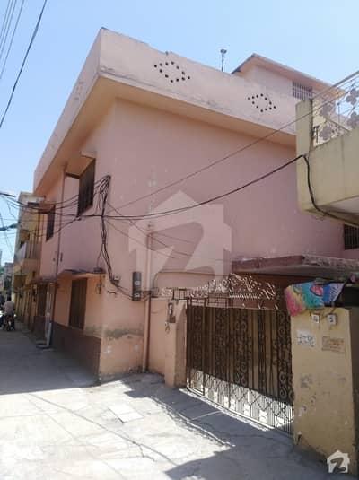 پیپلز کالونی راولپنڈی میں 6 کمروں کا 10 مرلہ مکان 1.4 کروڑ میں برائے فروخت۔