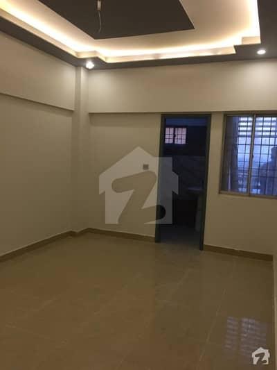 گلشنِ اقبال - بلاک 3 گلشنِ اقبال گلشنِ اقبال ٹاؤن کراچی میں 3 کمروں کا 6 مرلہ فلیٹ 1.42 کروڑ میں برائے فروخت۔