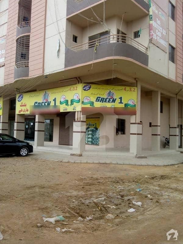 سُرجانی ٹاؤن - سیکٹر 4بی سُرجانی ٹاؤن گداپ ٹاؤن کراچی میں 2 کمروں کا 3 مرلہ فلیٹ 29 لاکھ میں برائے فروخت۔