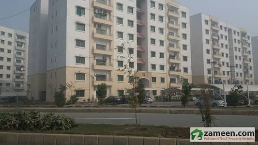 Profitable Investment  10 Marla 3 Bedroom Flat For Sale In Sector F Askari 10 Lahore
