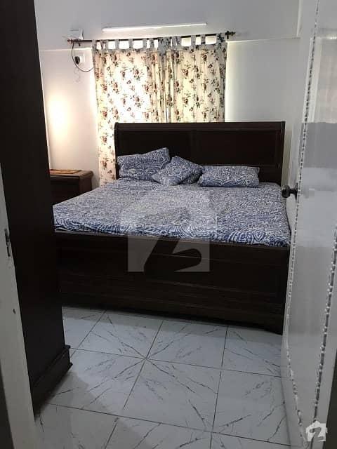 اندہ موڑ روڈ کراچی میں 2 کمروں کا 5 مرلہ فلیٹ 46 لاکھ میں برائے فروخت۔