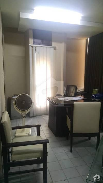 800 Square Feet Office Available For Rent In Clifton Block 8