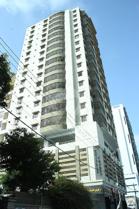 Zulakha Corner  4 Bed Flat Is Up For Sale On Khalid Bin Walid Road
