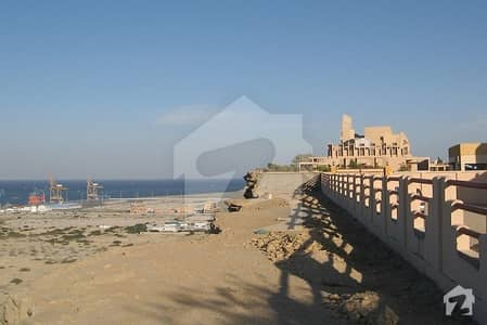 400 Sq Yard Corner Commercial Zone New Town Gwadar