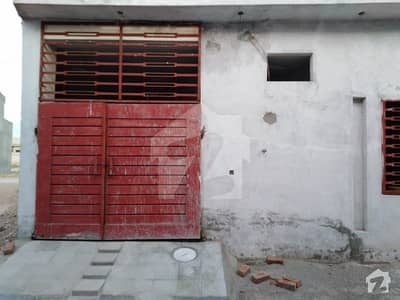 2.5 Marla Double Storey House Is Available For Sale In Naqshband Colony Multan