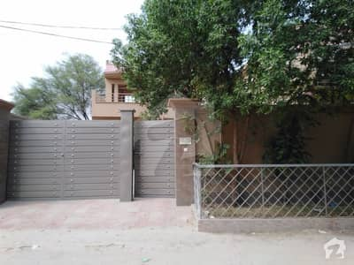 15 Marla Double Storey House For Sale In Zakariya Town Multan