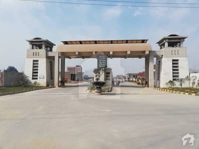 4 Marla Commercial Plot for Sale In DC Colony Bolan Block
