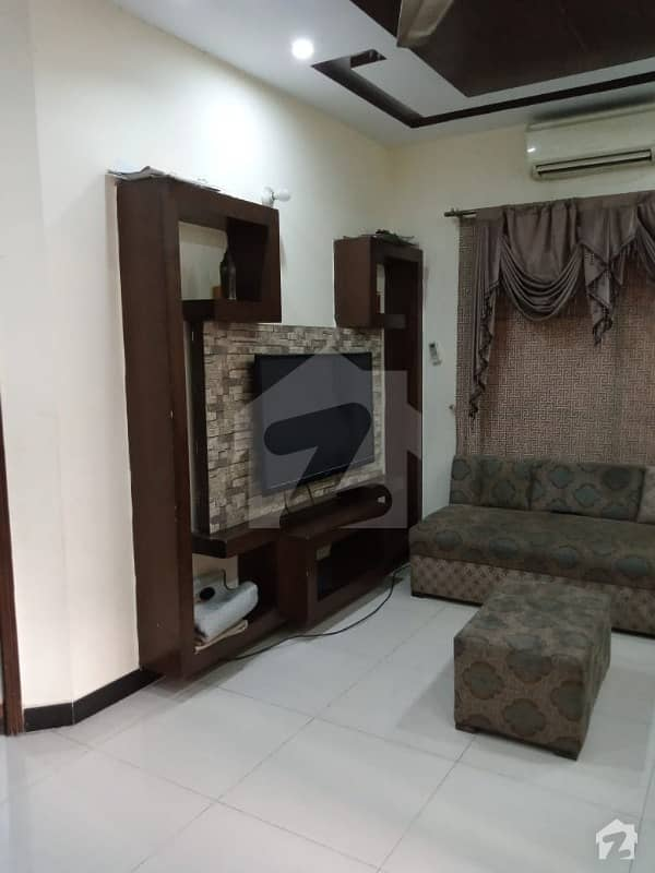 5 Marla Fully Furnished House Far Rent In Bharia Town Lahore