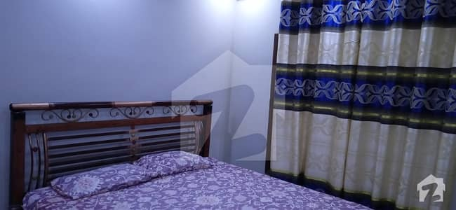 1 Furnished Bedroom Attached Bath Only For Girls