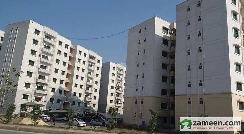 Best Location  10 Marla 3 Bedrooms Flat For Sale In Sector F Askari 10 Lahore