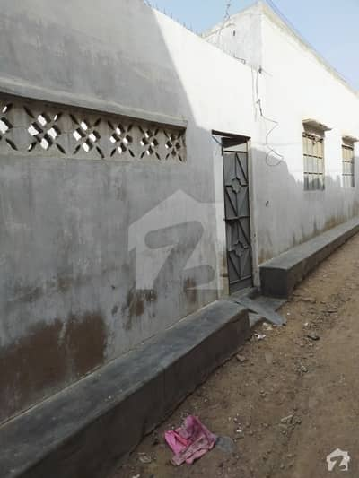 House For Sale In Bismillah Colony Mominabad Road Karachi