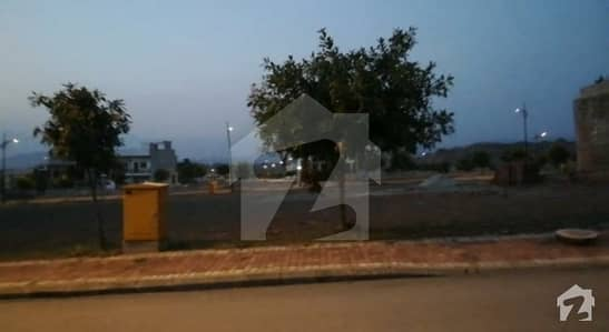 8 Marla Plot For Sale In Bahria Enclave Sector N Block