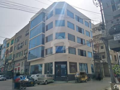 Most Exclusive 200 Yards Office Building Available For Rent