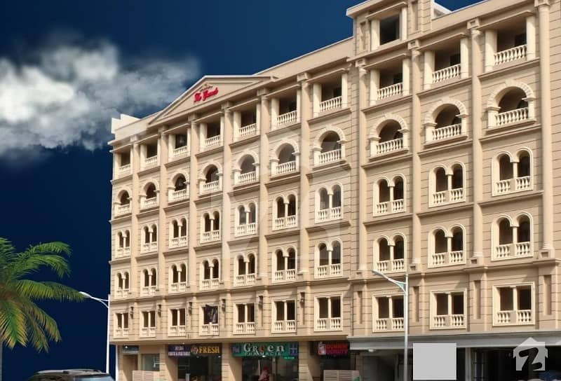 Front Corner 2 Bedrooms Flat For Sale In Bahria Town The Grande Projectsi