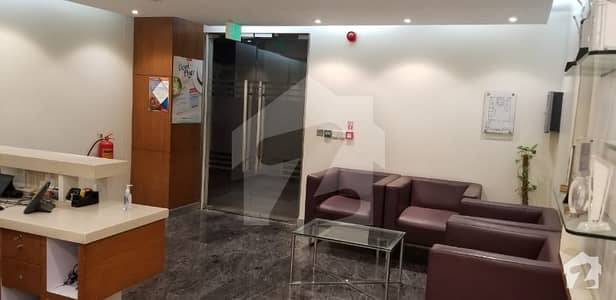 4000 Sq Ft Semi Furnished Office Space For Rent In Good Office Project Of Clifton