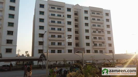 Golden Chance To Buy 12 Marla 4 Bedroom Flat In Army Housing Complex Lahore