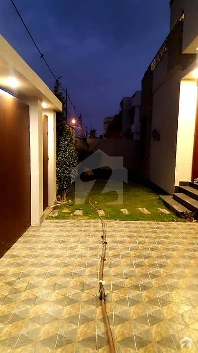 500 Sq. Yard Brand New Bungalow For Sale