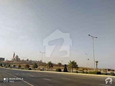 Corner Park Face 250 Yards Plot For Sale In Precinct 34 Bahria Town Karachi