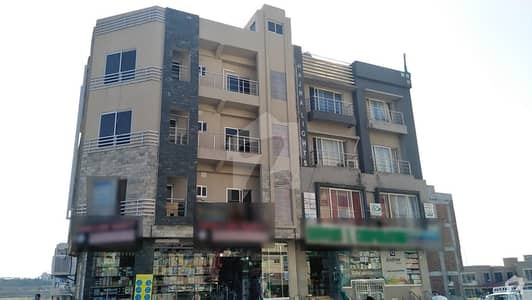 Fully Furnished 2nd Floor Flat Is Available For Sale